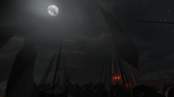 Warhorn ship