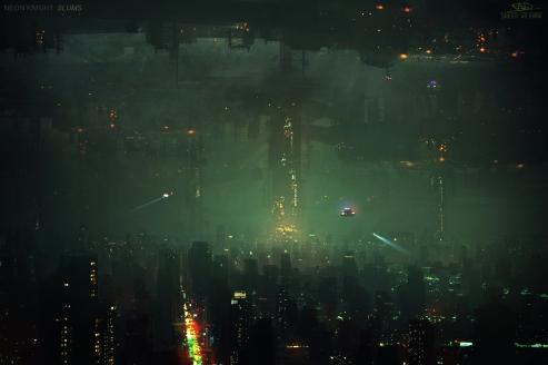 Neon Knight's Neon City