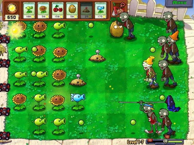 plants-versus-zombies