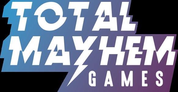 Total Mayhem Game Logo