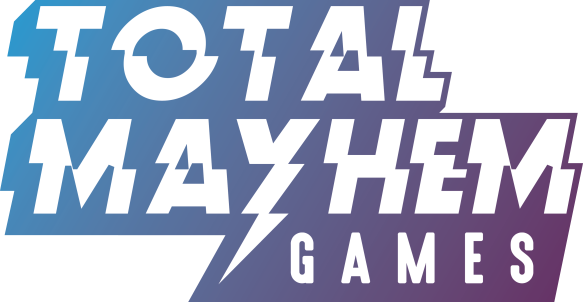 Total Mayhem Game Logo